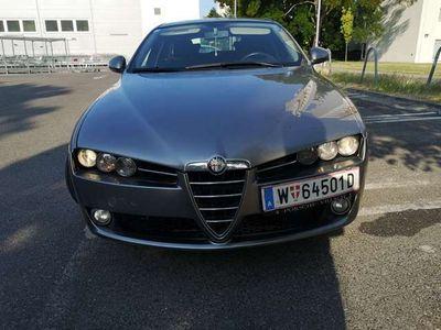 gebraucht Alfa Romeo 159 Alfa SW 1,9 JTDM 8V Progression