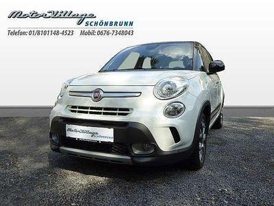 gebraucht Fiat 500L 1,3 MultiJet II 95 Start&Stop Trekking Kombi / Family Van,