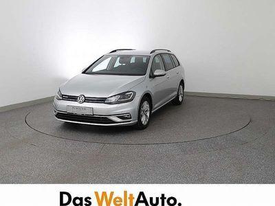 gebraucht VW Golf Variant Rabbit TGI DSG Kombi / Family Van