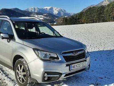 gebraucht Subaru Forester 2,0i Style AWD Aut.