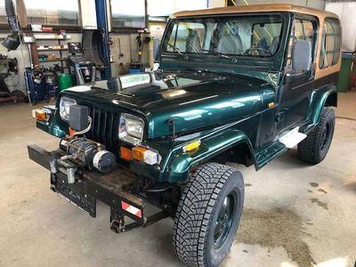 gebraucht Jeep Wrangler 4,0 HardTop SUV / Geländewagen