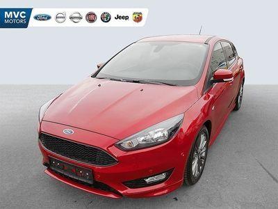 gebraucht Ford Focus 1,0 EcoBoost ST-Line Aut.