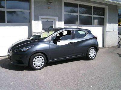 gebraucht Nissan Micra 1,0 Acenta 1 Besitz !!