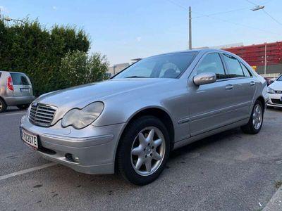 gebraucht Mercedes C270 Elegance CDI Aut.