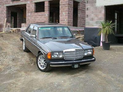 gebraucht Mercedes E300 E-Klasse W123 D Limousine