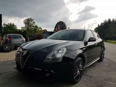 used Alfa Romeo Giulietta 1.4 TB 120 QV-LINE mit 7.300.- EURO WEGFAHRPREIS !