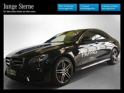gebraucht Mercedes E400 4MATIC Aut.