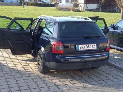 gebraucht Audi A4 Avant 1,9 TDI Edition