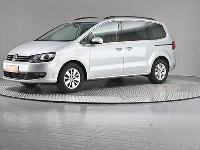 gebraucht VW Sharan Business BMT SCR 2,0 TDI Kombi / Family Van