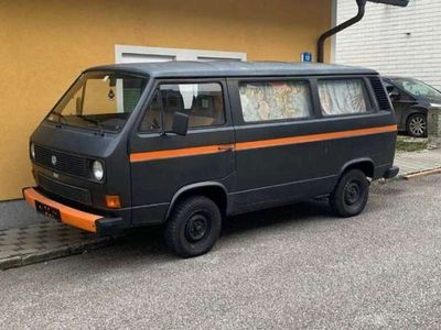 gebraucht VW T3 Type 253 Kleinbus