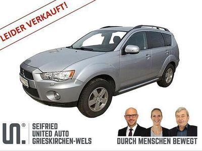 gebraucht Mitsubishi Outlander 4WD 2,2 DI-D LP Austria Edition *ALLRAD*STANDHZG.