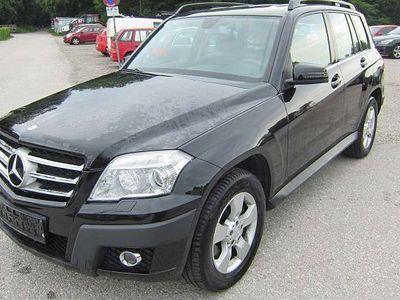 gebraucht Mercedes GLK320 GLK-KlasseCDI 4MATIC Aut. SUV / Geländewagen,