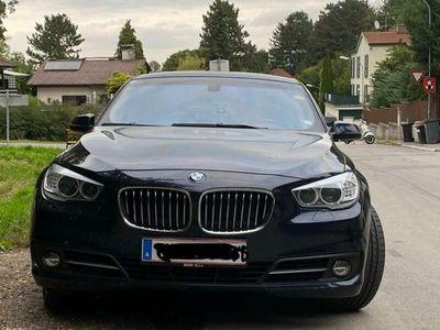 gebraucht BMW 520 Gran Turismo 5er GT Aut.