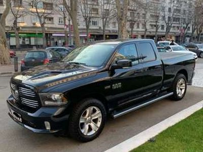 gebraucht Dodge Ram Sport Quad Cab/ Bakflip Luftfederung VOLL