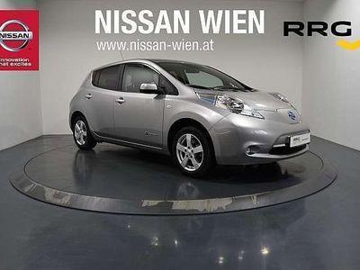 brugt Nissan Leaf Acenta 30kw Ladekabel DE/AT Cold Solar