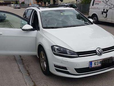 gebraucht VW Golf GolfVariant1,6 TDI R-Line Panorama Dach Kombi / Family Van