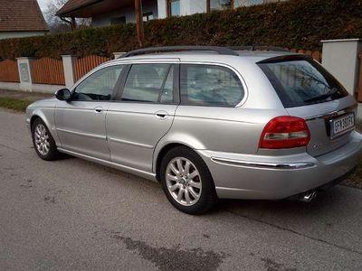 gebraucht Jaguar X-type Kombi / Family Van