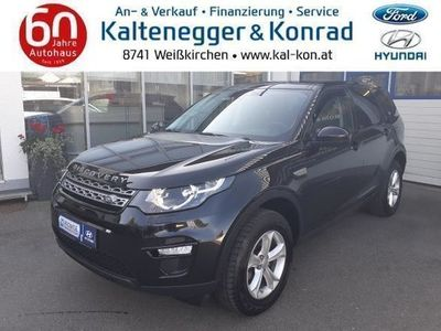 gebraucht Land Rover Discovery Sport 2,0 TD4 4WD Pure Aut.