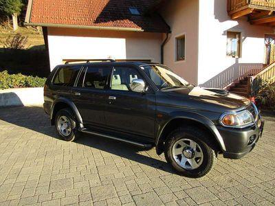 brugt Mitsubishi Pajero PajeroSport 2,5TD SUV / Geländewagen,