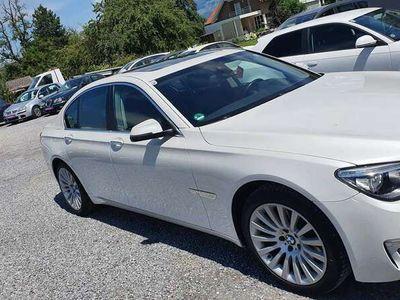 gebraucht BMW 730 7er-Reihe Allrad Diesel (F01) xDrive Aut.