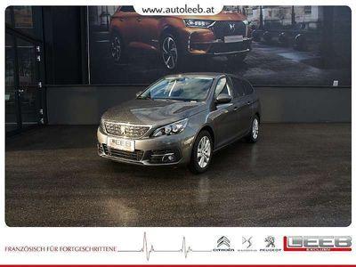 brugt Peugeot 308 SW 1,6 BlueHDI 120 Active S&S Kombi / Family Van,