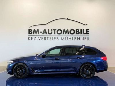 gebraucht BMW 540 i Touring xDrive Aut.,M-Paket,HeadUp,Standheizung