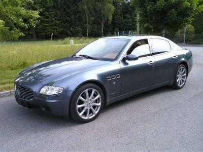 gebraucht Maserati Quattroporte Nur Händler oder Export !!