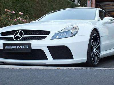 gebraucht Mercedes SL65 AMG AMG Black Series MKB 1015 PS Limitiert Export 310...