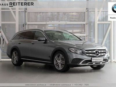 used Mercedes E220 T All-Terrain 4MATIC