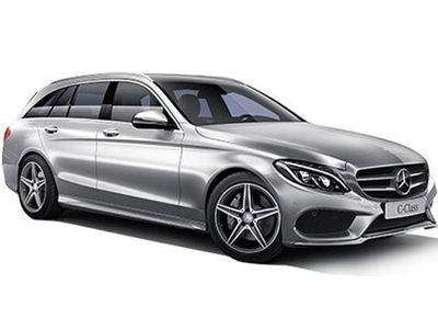 gebraucht Mercedes C220 d T 4MATIC AMG Line Aut. *AMG-Line*Navi*LED+