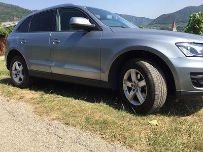 brugt Audi Q5 2.0TDI Qattro SUV / Geländewagen,