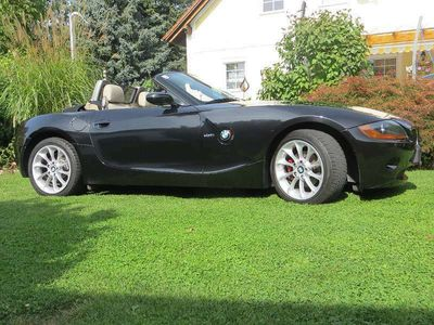 gebraucht BMW Z4 2,2l E85 Cabrio / Roadster