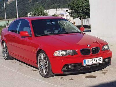 gebraucht BMW 325 3er-Reihe Coupé E46