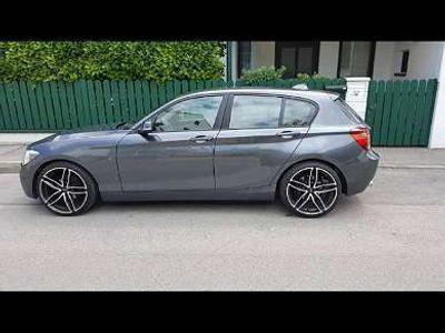 gebraucht BMW 114 1er-Reihe i f20 N13 Sportwagen / Coupé