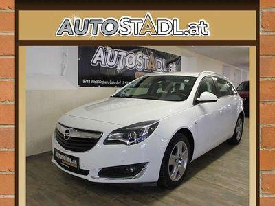 gebraucht Opel Insignia ST 1,6 CDTI/Navi/Alu/Sportsitze/PDC/MFL/ Kombi / Family Van