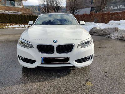 gebraucht BMW 218 2er-Reihe d Cabrio / Roadster