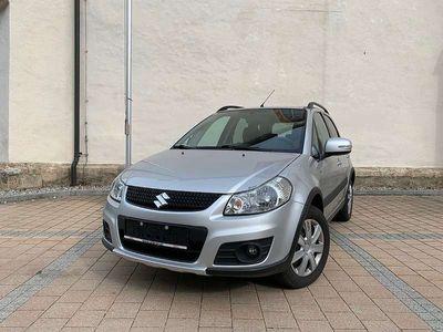 gebraucht Suzuki SX4 1,6 GLX 5DR 4WD SEV 02 SUV / Geländewagen