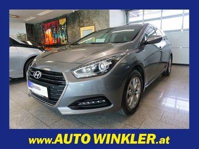 gebraucht Hyundai i40 Premium 1,7CRDi Start/Stopp