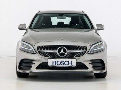 gebraucht Mercedes C220 d Kombi AMG-Line Aut. LP:58.522.-