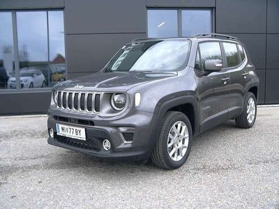 gebraucht Jeep Renegade 1.3 PHEV AT 4xe Limited