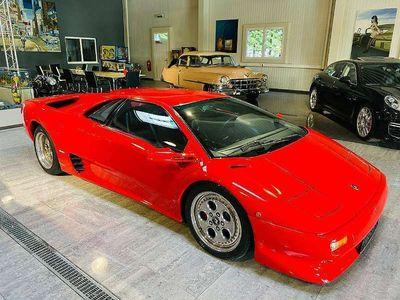 gebraucht Lamborghini Diablo 5,7 Serie 1 Sportwagen / Coupé