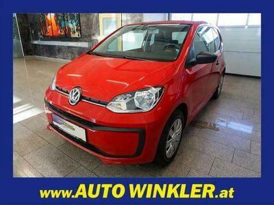 gebraucht VW up! 1,0 Trendline Klima, 60 PS, 5 Türen, Schaltgetriebe