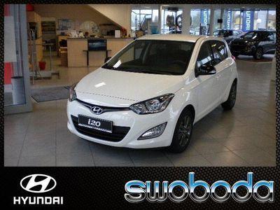 gebraucht Hyundai i20 1,25 Life GO, 85 PS, 5 Türen, Schaltgetriebe