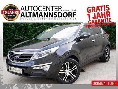 gebraucht Kia Sportage 2,0 CRDi 4WD Aut.**NAVI*KAMERA*LEDER*MOD2014