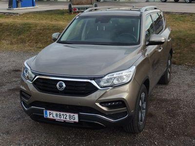 gebraucht Ssangyong Rexton Top 4WD Aut.