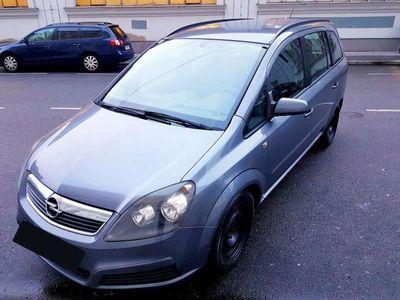 brugt Opel Zafira Pickerl bis 06.2019 Kombi / Family Van,