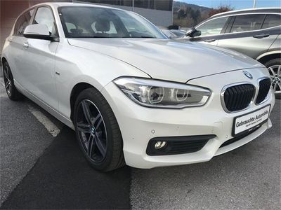 used BMW 114 d
