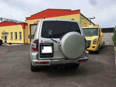 gebraucht Mitsubishi Pajero Wagon GLX 3,2 DI-D TD