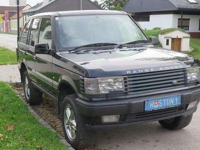 gebraucht Land Rover Range Rover 4,6