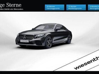 gebraucht Mercedes C200 Coupe 4Matic Aut.